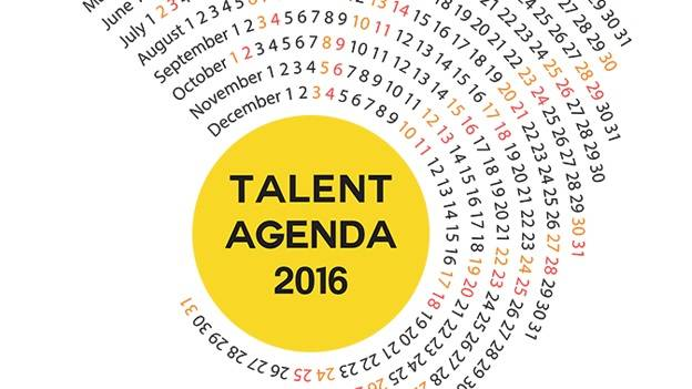 HR leaders talent agenda for 2016