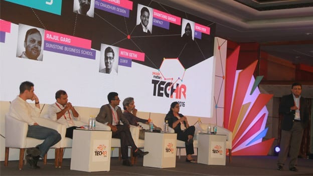 TechHR16: A date with design thinking