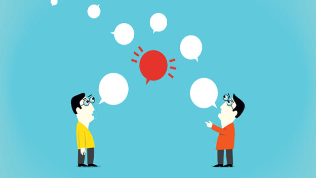 Role of dialogue in coaching process