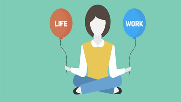 Work-Life balance is a myth!