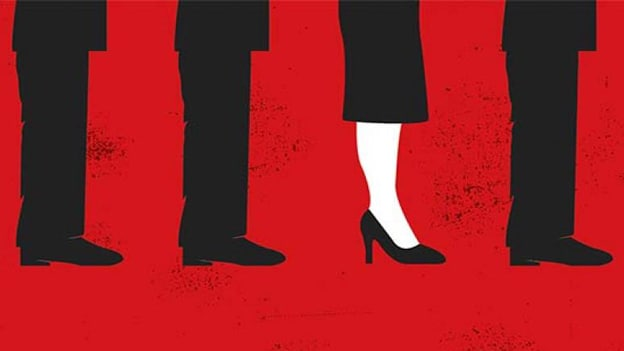 Gender disparity in the C-Suite