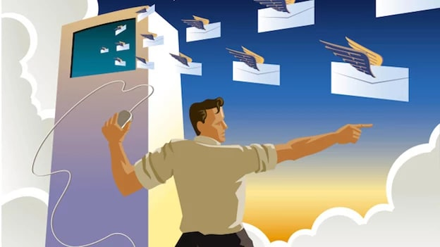 Don't let work emails overwhelm you