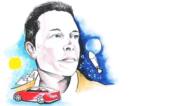 Elon Musk: Intellect, passion, leadership and failures