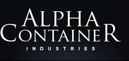 Alpha container logo