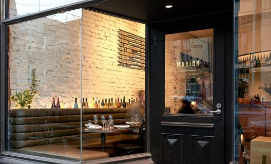 Related project Marion Wine Bar