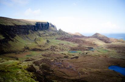 Isle of Skye, Norra Skottland