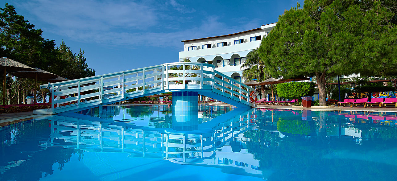 Séjour Rhodes - Sunrise Hotel 4*