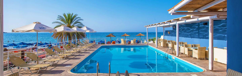 Séjour Grèce - Stalis Hotel 3*