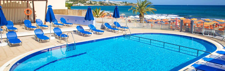 Séjour France - Eleni Beach Hotel 3*