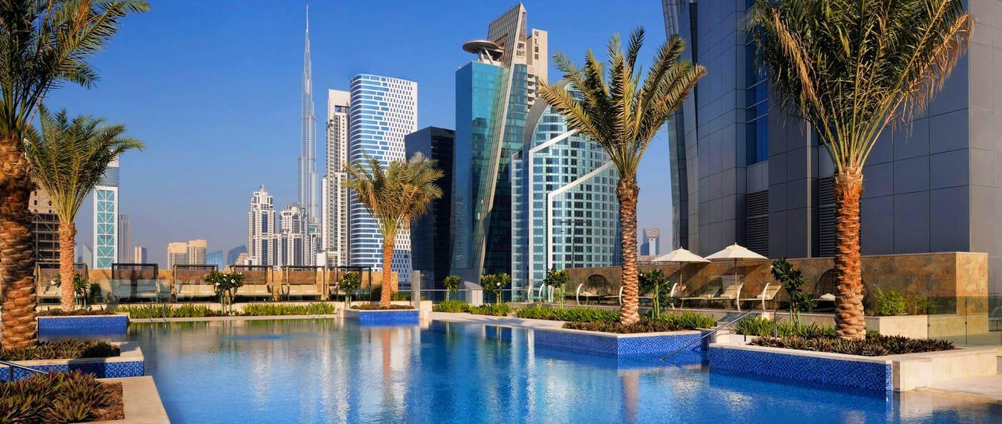 Séjour Dubai - JW Marriott Marquis Hotel Dubaï 5*
