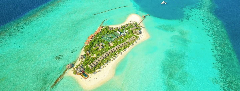 Séjour Malé - Dhigufaru Island Resort 5*