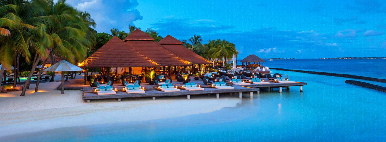 Voyage Asie - Kurumba Maldives 5*