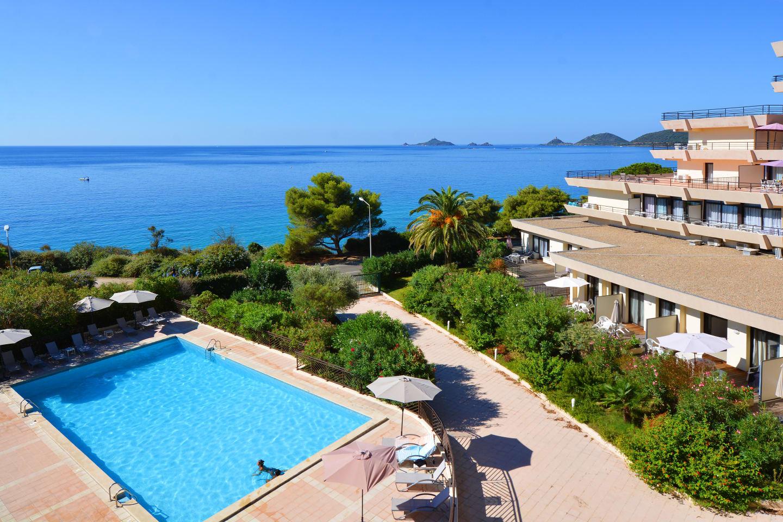 Séjour Corse - Résidence Les Calanques 3*