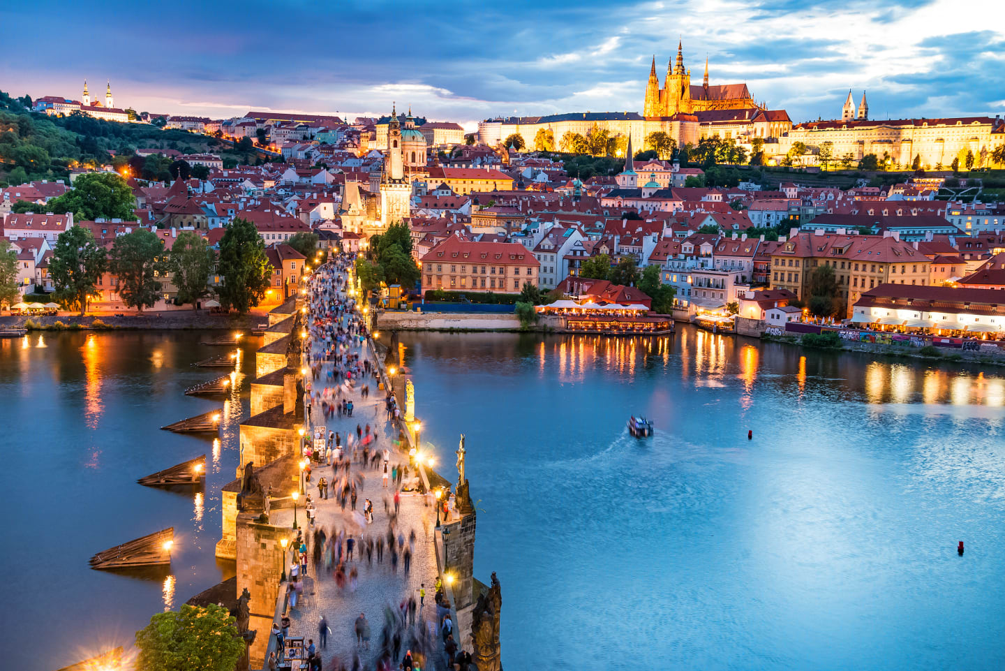 Voyage Europe - Josephine Old Town Square Hotel 4*