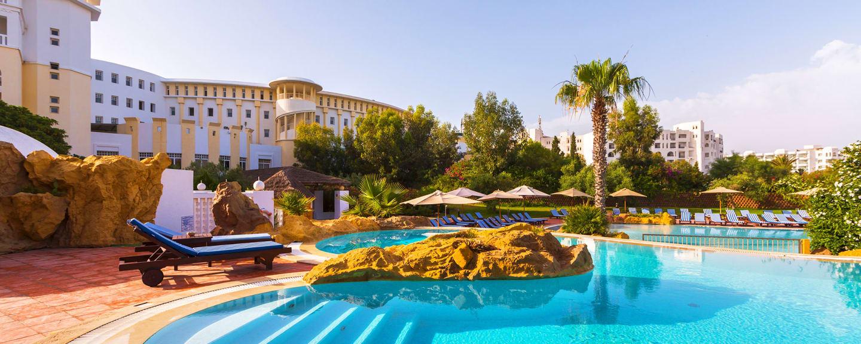 Séjour Monastir - Medina Solaria & Thalasso 5*