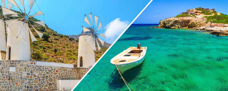Séjour Iles Grecques - La Crète au volant 4*