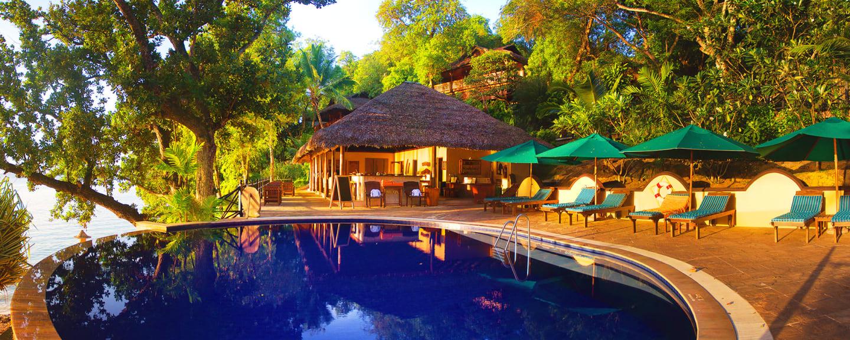 Voyage Afrique - Cerf Island Resort Seychelles 4*