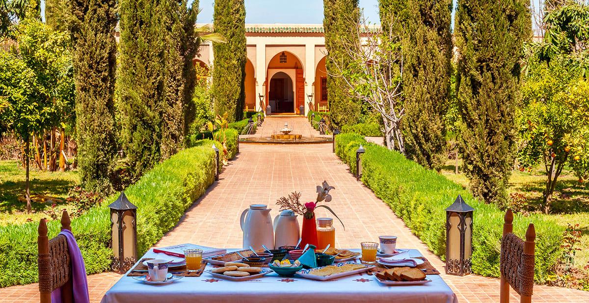 Séjour Marrakech - Riad Sougtani