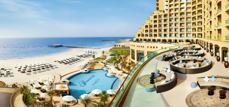 Séjour Dubai - Fairmont Ajman Hôtel 5*