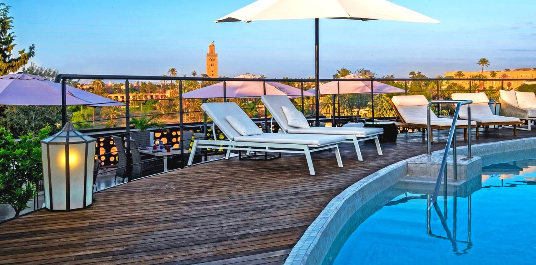 Séjour Maroc - The Pearl Marrakech 5*
