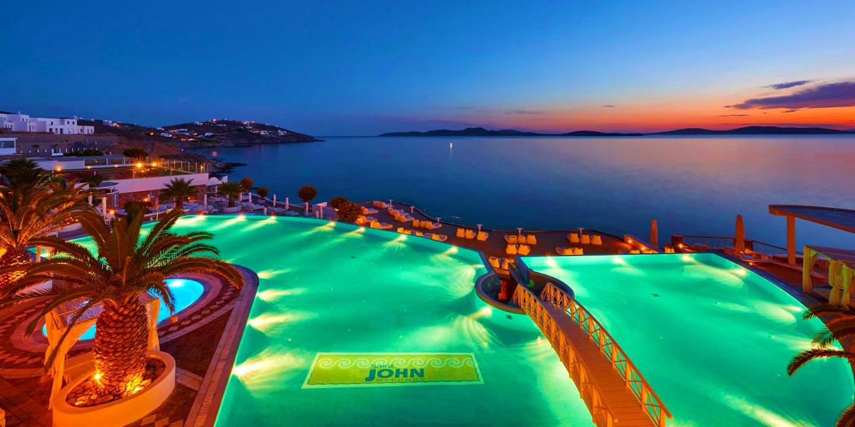 Séjour Iles Grecques - Saint John Hotel Villas & Spa 5*