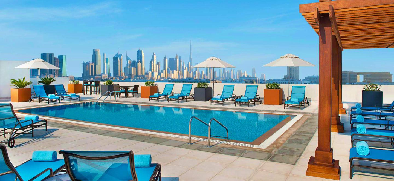 Séjour Dubai - Hilton Garden Inn Al Mina 4*