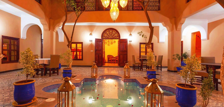 Séjour Maroc - Riad Dar Diaf
