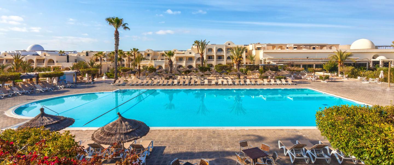 Séjour Tunisie - Djerba Aqua Resort 4*