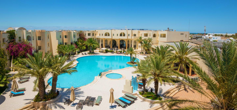 Voyage Afrique - Green Palm Golf & Spa 4*