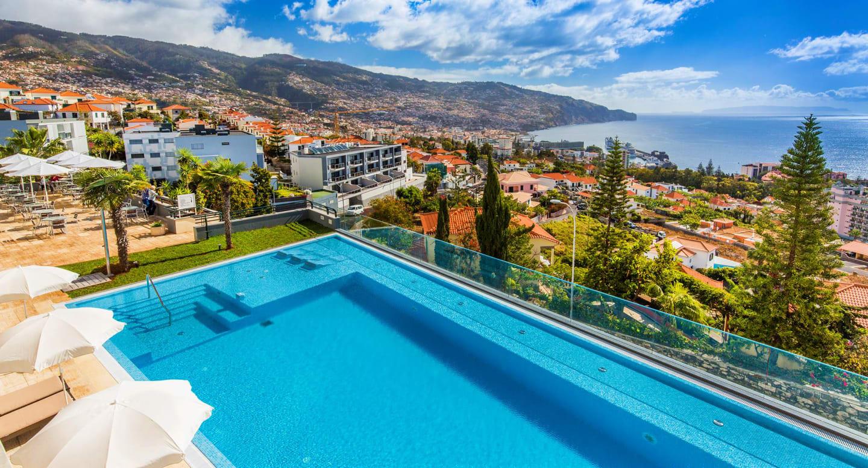 Voyage Europe - Madeira Panorâmico Hotel 4*