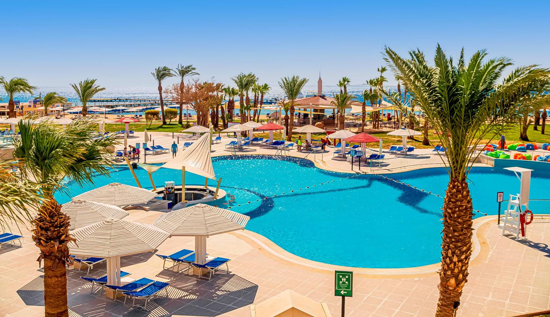 Séjour Hurghada - Amarina Abu soma resort & Aqua park 5*