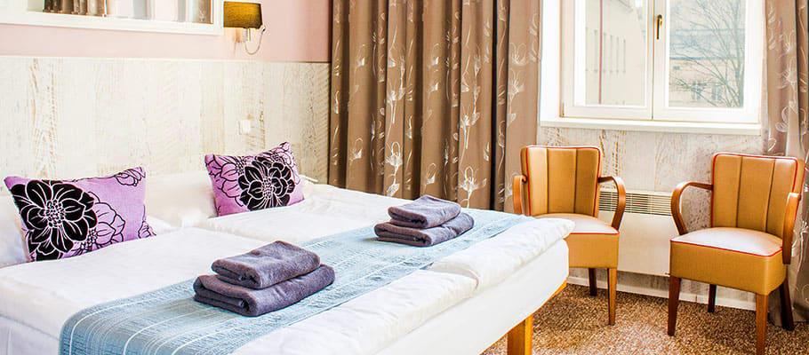 Voyage Europe - Royal Court Hotel 3*