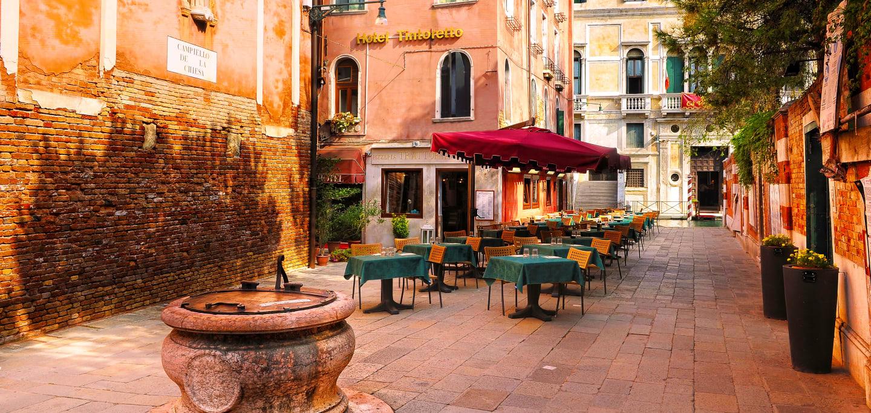 Séjour Vénétie - Tintoretto Hotel 3*