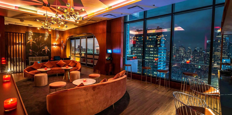 Séjour Est américain - Aliz Hotel Times Square 4*