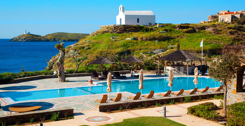 Séjour Grèce continentale - Porto Kea Suites 5*