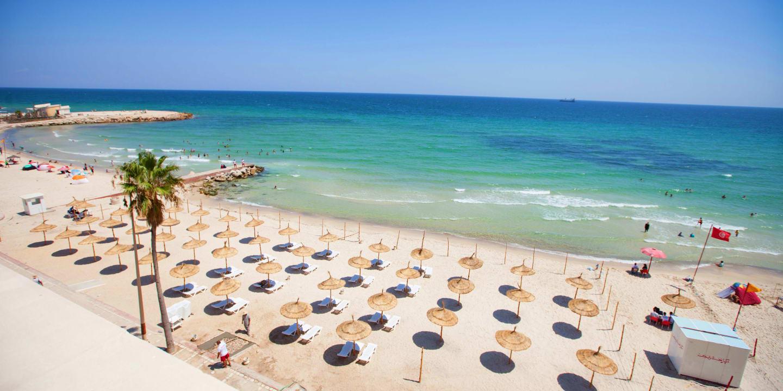 Voyage Afrique - Sousse Palace Hotel & Spa 5*