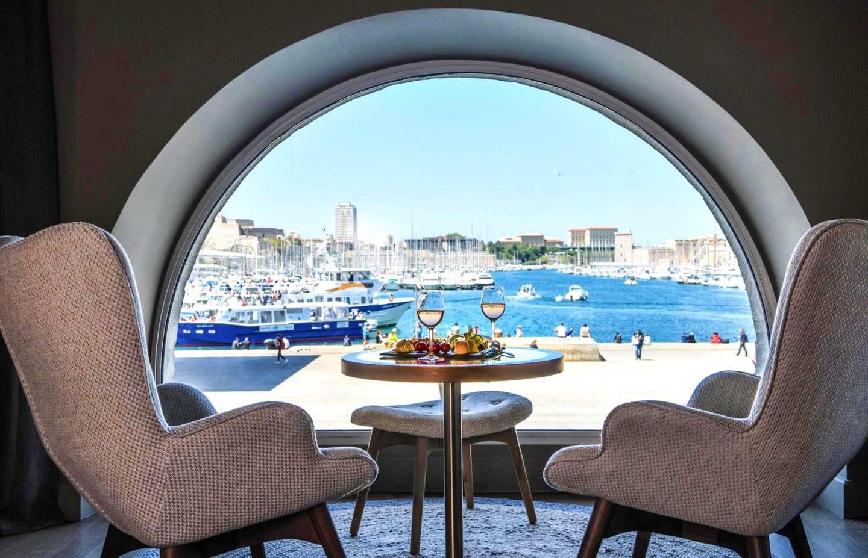 Séjour France - Grand Hotel Beauvau Marseille Vieux Port MGallery 4*