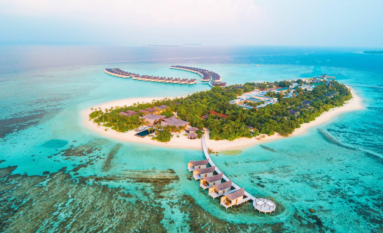 Séjour Malé - Mövenpick Resort Kuredhivaru 5*