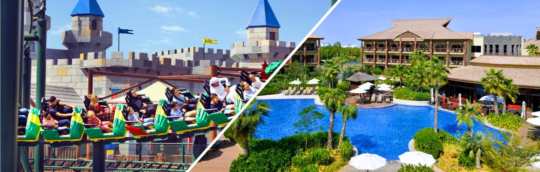 Voyage Europe - Lapita Dubai Parks & Resort 5*