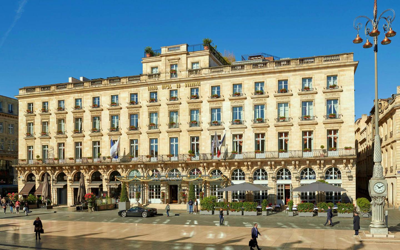 Voyage Europe - Intercontinental Bordeaux Le Grand Hotel 5*