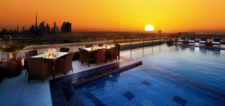 Séjour Dubai - Park Regis  Kris Kin Hotel 5*
