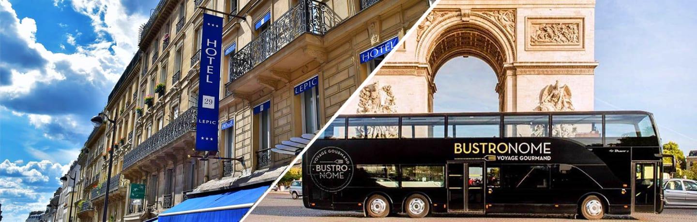 Séjour Ile-de-France - Escapade Gourmande sous les Etoiles en hôtel 3* 3*