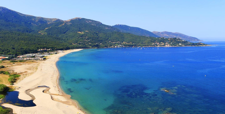 Séjour Corse - Camping la Liscia 3*