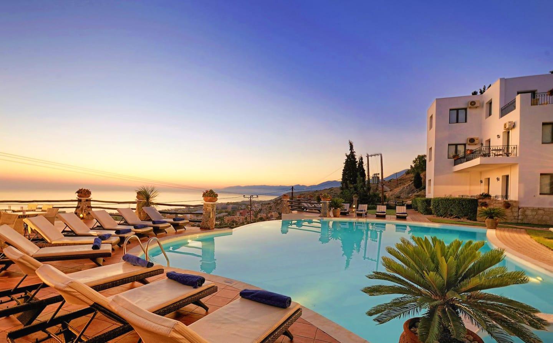 Séjour Iles Grecques - Creta Blue Boutique Hotel 4*