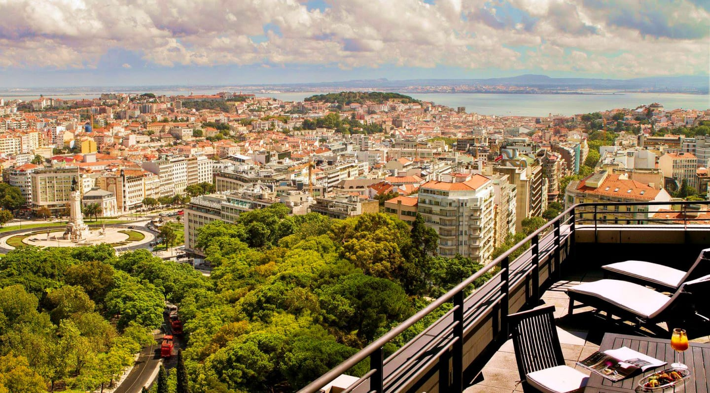 Séjour Portugal - InterContinental Lisbon 5*