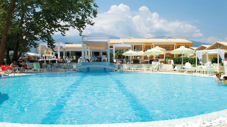 Séjour Grèce continentale - Litohoro Olympus Resort Villas & Spa 4* avec location de voiture incluse 4*