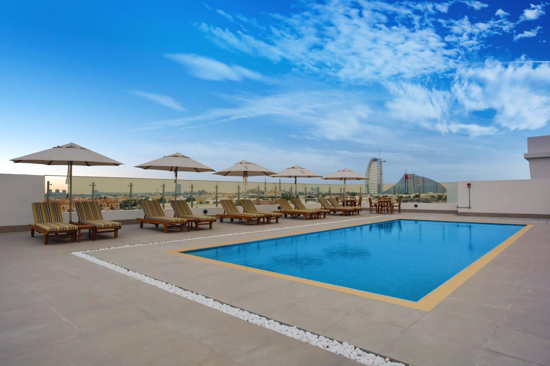Séjour Dubai - Lemon Tree Hotel Dubai 3*