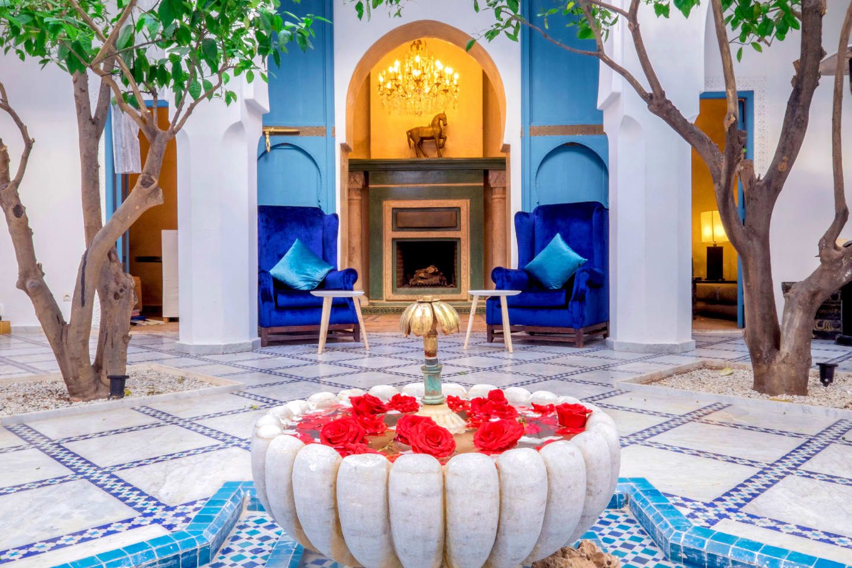 Séjour Maroc - Riad Si Khalifa