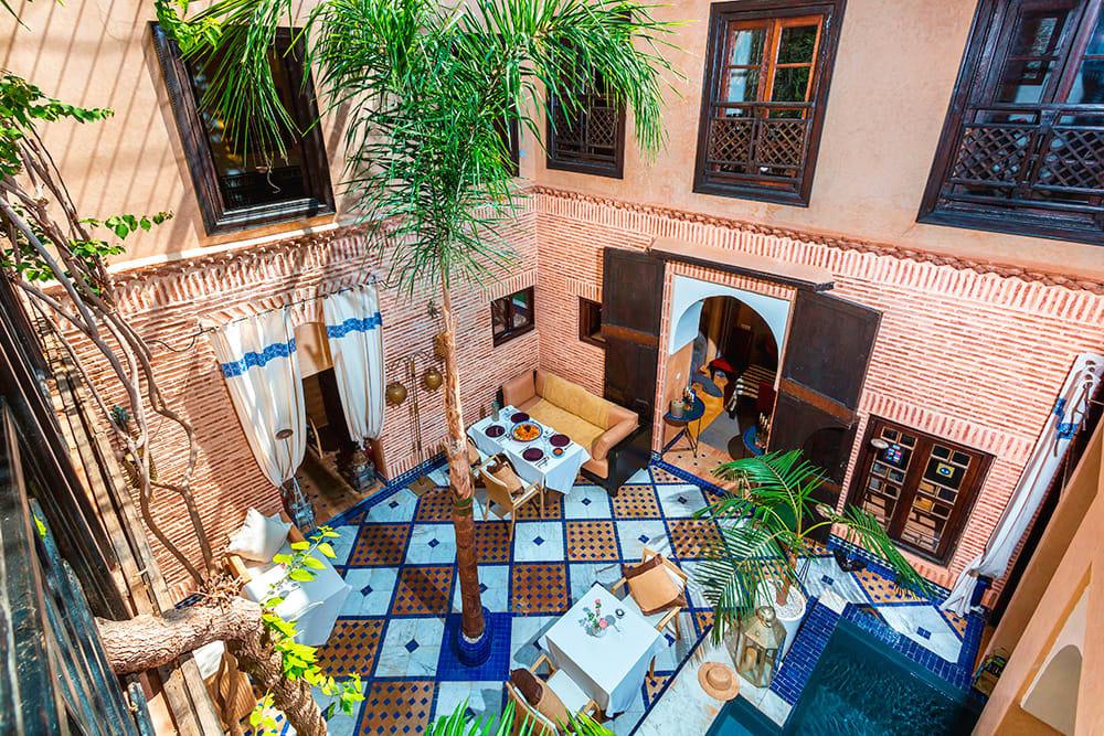 Séjour Maroc - Riad Ines Home 4*