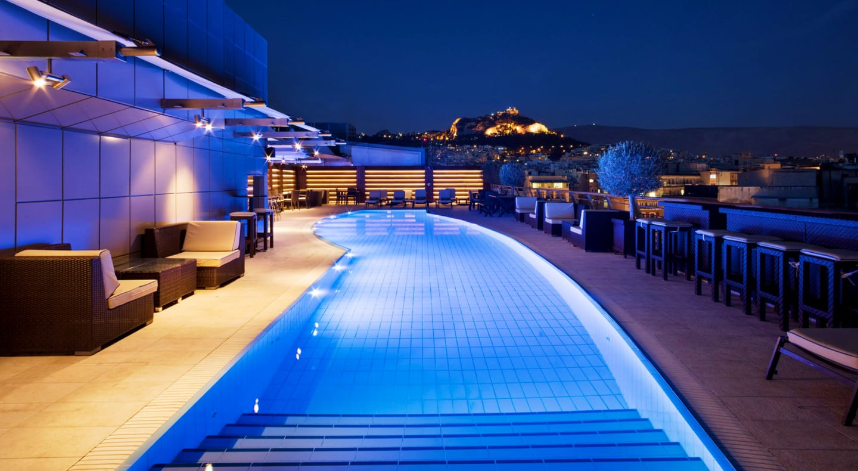 Séjour Grèce - Meliá Athens 4*